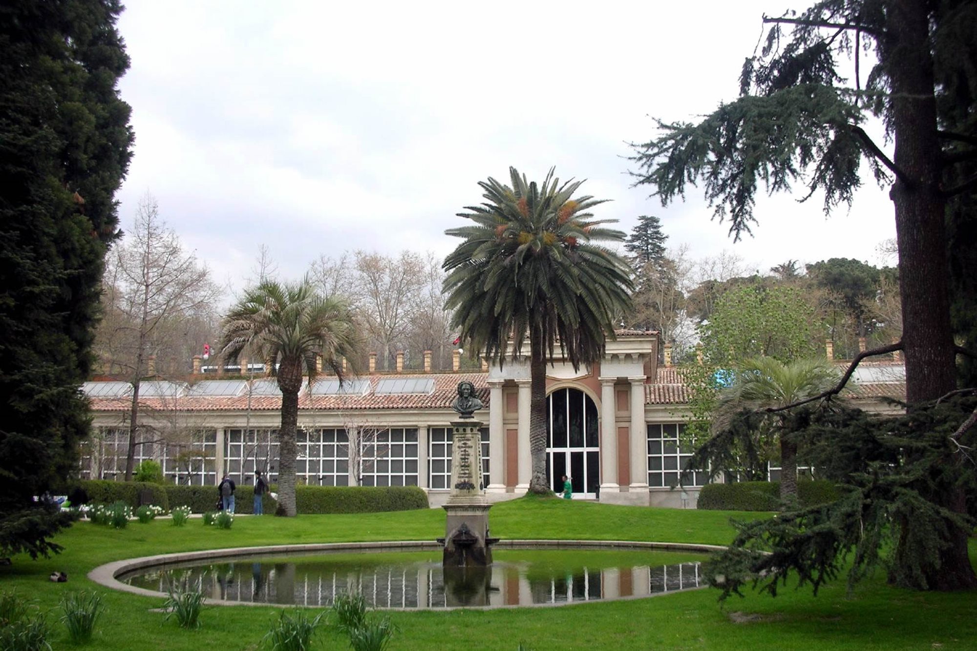 Royal Botanic Garden Madrid Information Rates Prices